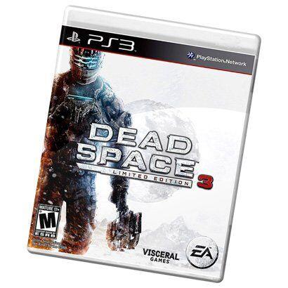 Jogo Dead Space 3 PS3 – Edição Limitada