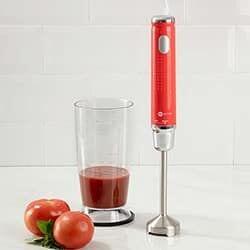 Mixer Fun Kitchen Vermelho Fun Kitchen com Copo 800ml – 127V