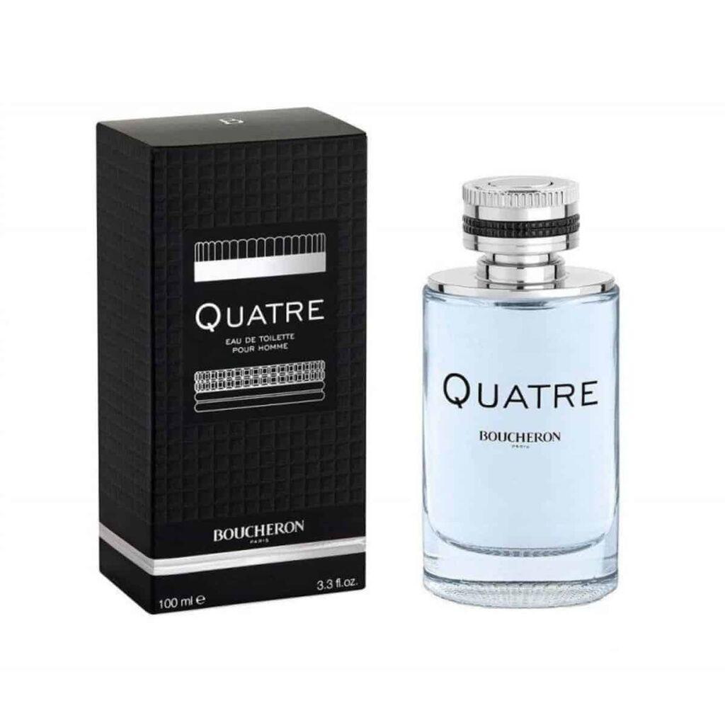 Perfume Boucheron Quatre Pour Homme Edt 100Ml