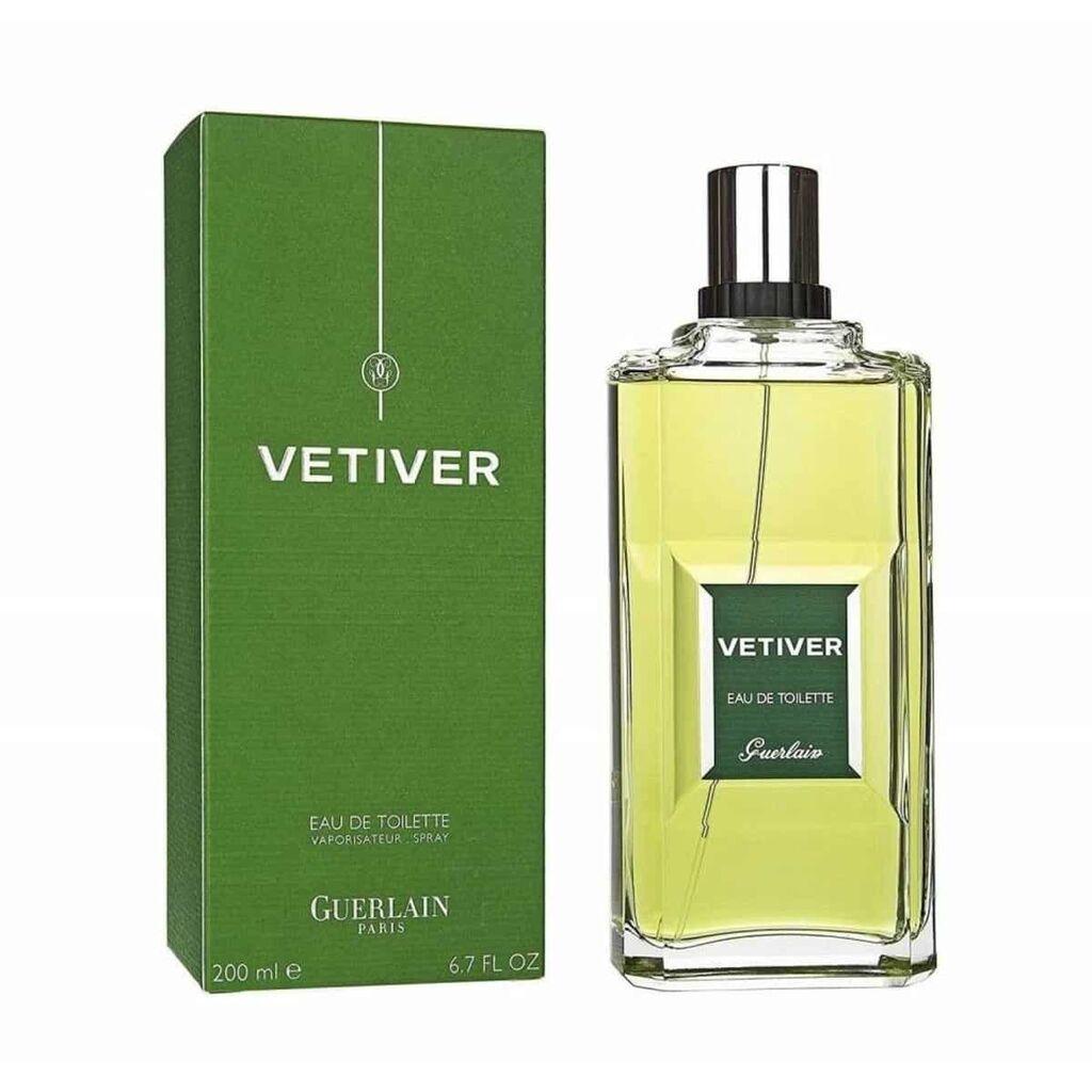 Perfume Guerlain Vetiver Edt M 200Ml