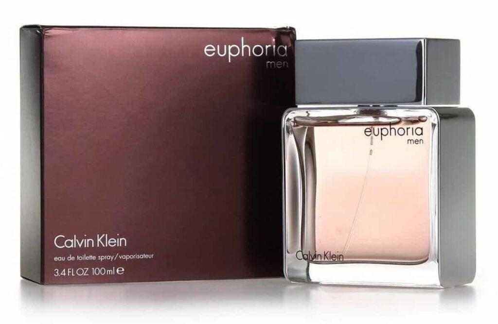 Perfume Euphoria Men 100Ml-Calvin Klein