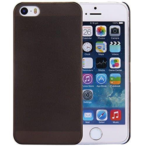 Capa para iPhone 5S da Bangcool, capa de telefone transparente protetora para iPhone SE iPhone 5 iPhone 5S