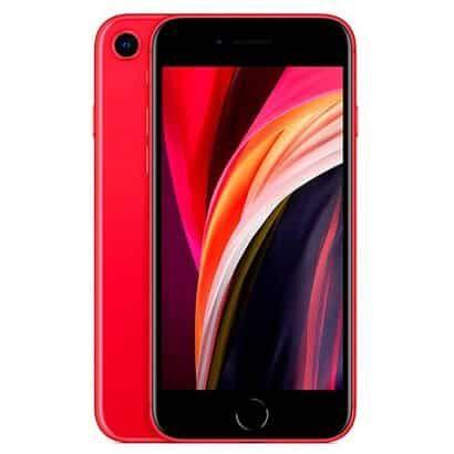 iPhone SE Apple (PRODUCT) Vermelho™, 64GB Desbloqueado – MX9U2BZ/A
