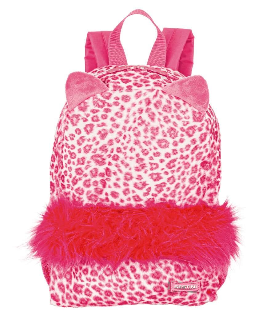 Mochila Pequena Sestini 20Z Plush Pink