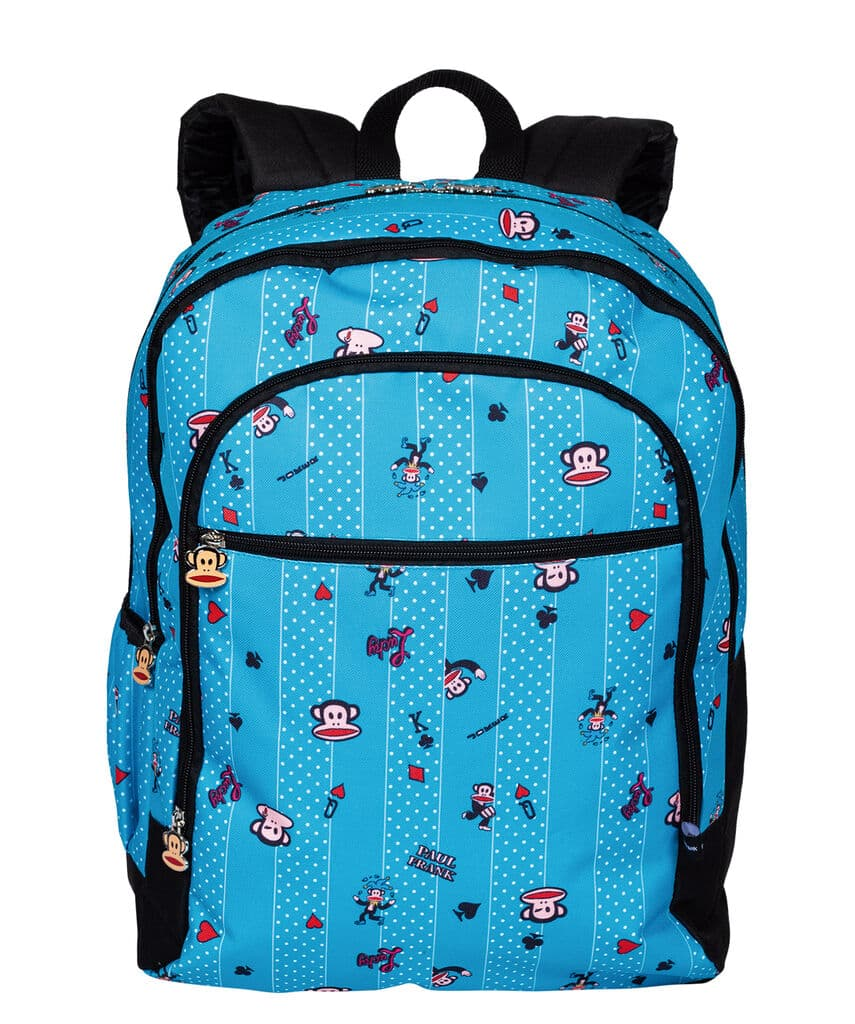 Mochila 2 Compartimentos Paul Frank 20T01 Pokerstars