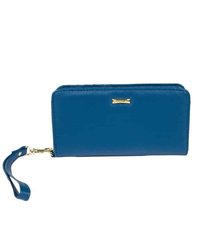 Carteira Porta Celular Azul Marinho
