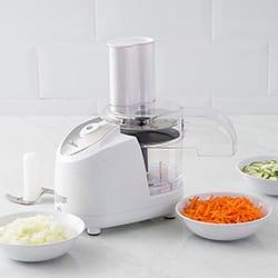 Multiprocessador Fun Kitchen Compacto Branco com 2 anos de Garantia