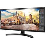 """Monitor Gamer LED 34"""" IPS ultrawide Full HD 34UM68 – LG"""
