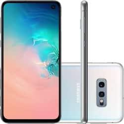 Smartphone Samsung Galaxy S10e 128GB Dual Chip Android 9.0 Tela 5,8″ Octa-Core 4G Câmera 12MP + 16MP – Branco
