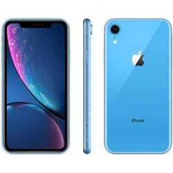 """iPhone XR 64GB Azul Tela 6.1"""" iOS 12 4G 12MP – Apple"""