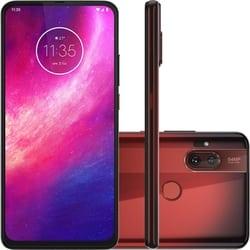 Smartphone Motorola One Hyper 128GB Dual Chip Android Tela 6.5″ Qualcomm Snapdragon 4G Câmera 64MP + 8MP –  Vermelho Âmbar