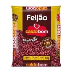 Feijão Vermelho 1kg – Caldo Bom