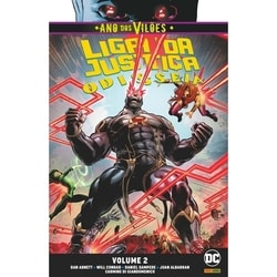 Liga da Justiça: Odisseia Vol. 02