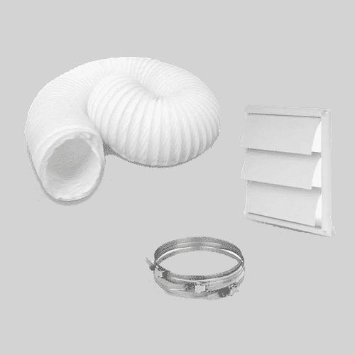 Kit Ventilação Externa para Secadora – Masterlux