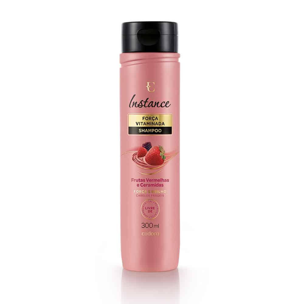 Shampoo Instance Frutas Vermelhas 300 ml