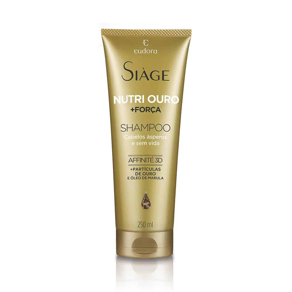Shampoo Siàge Nutri Ouro 250ml