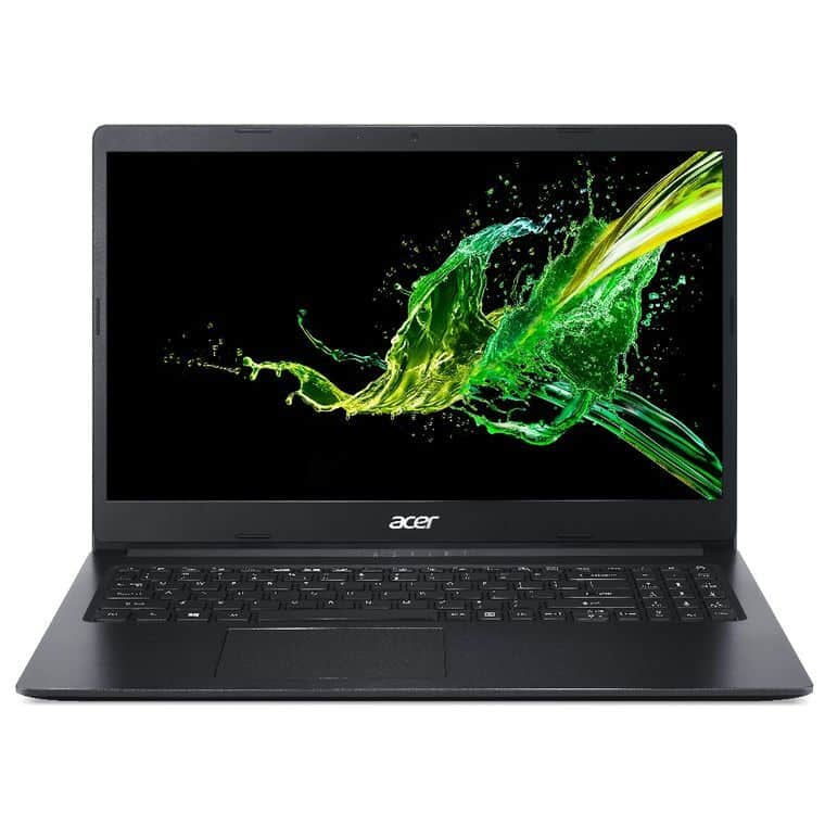 Notebook Acer ASPIRE 3 A315-34-C6ZS Intel Celeron N4000 4GB RAM 1TB HD 15,6′ Endless OS