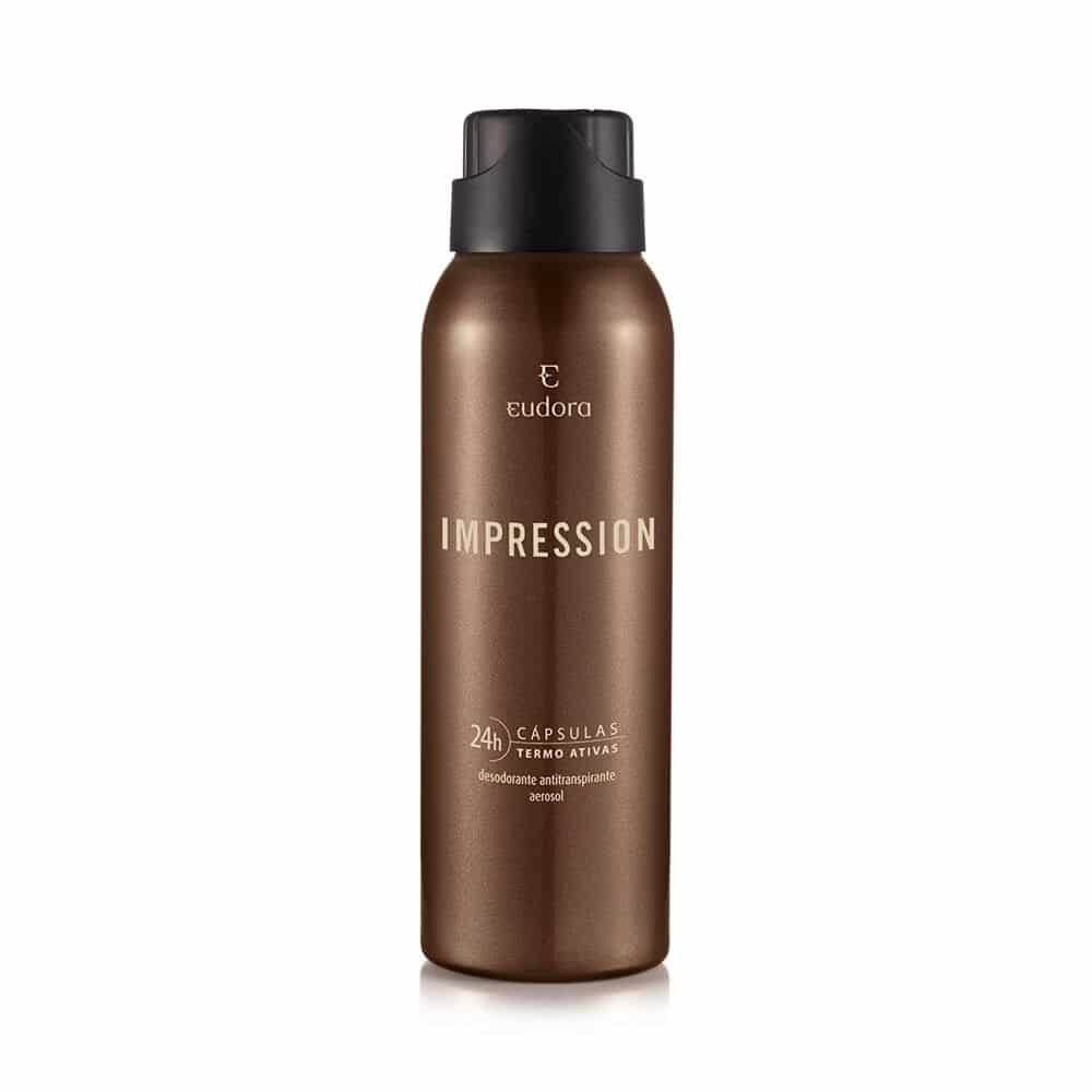 Desodorante Antitranspirante Aerosol Impression 125ml