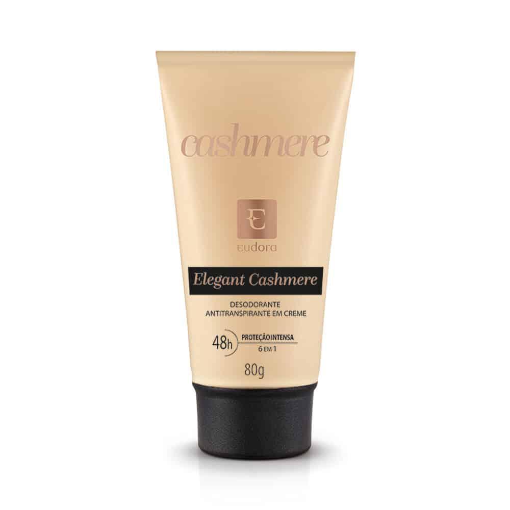 Desodorante Antitranspirante Creme Elegant Cashmere 80g