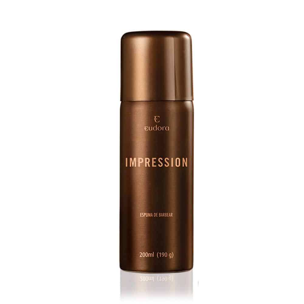 Espuma de Barbear Impression 200ml