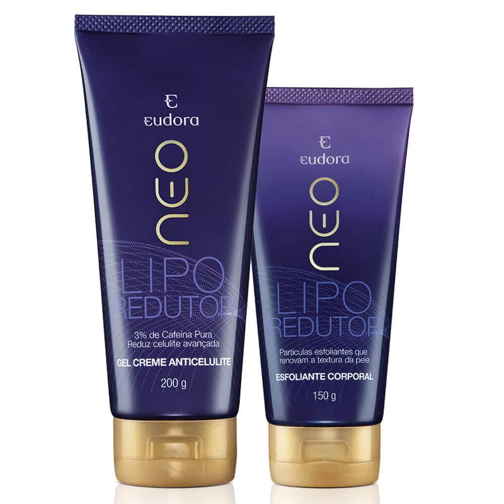 Kit Neo Lipo Redutor Anticelulite