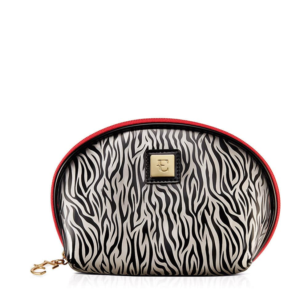 Nécessaire Eudora Estampa Zebra