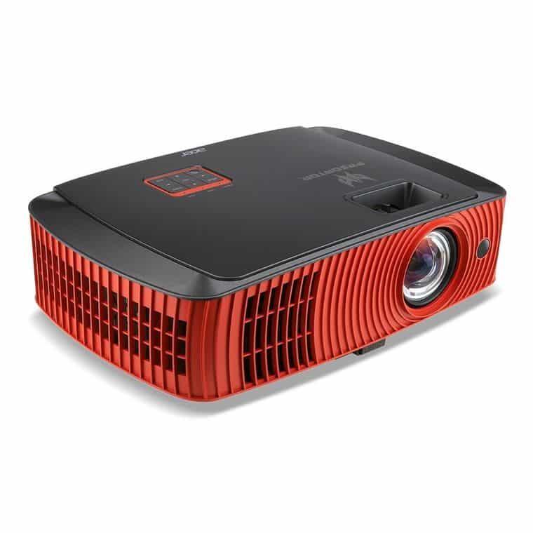 Projetor Gamer Acer Predator Z650 2200 Lumens Full HD HDMI/HDML Game Mode sRGB ISC Short Throw