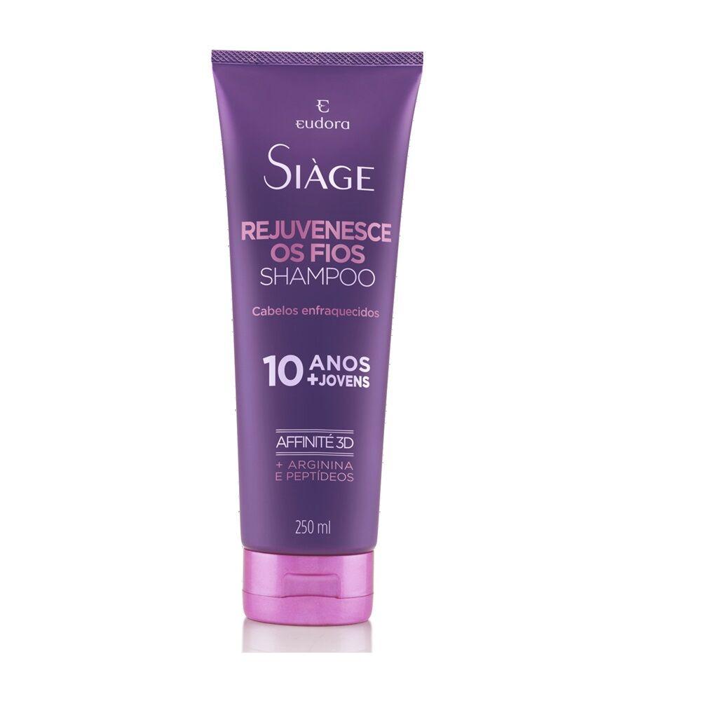 Shampoo Siàge Rejuvenesce os Fios 250ml