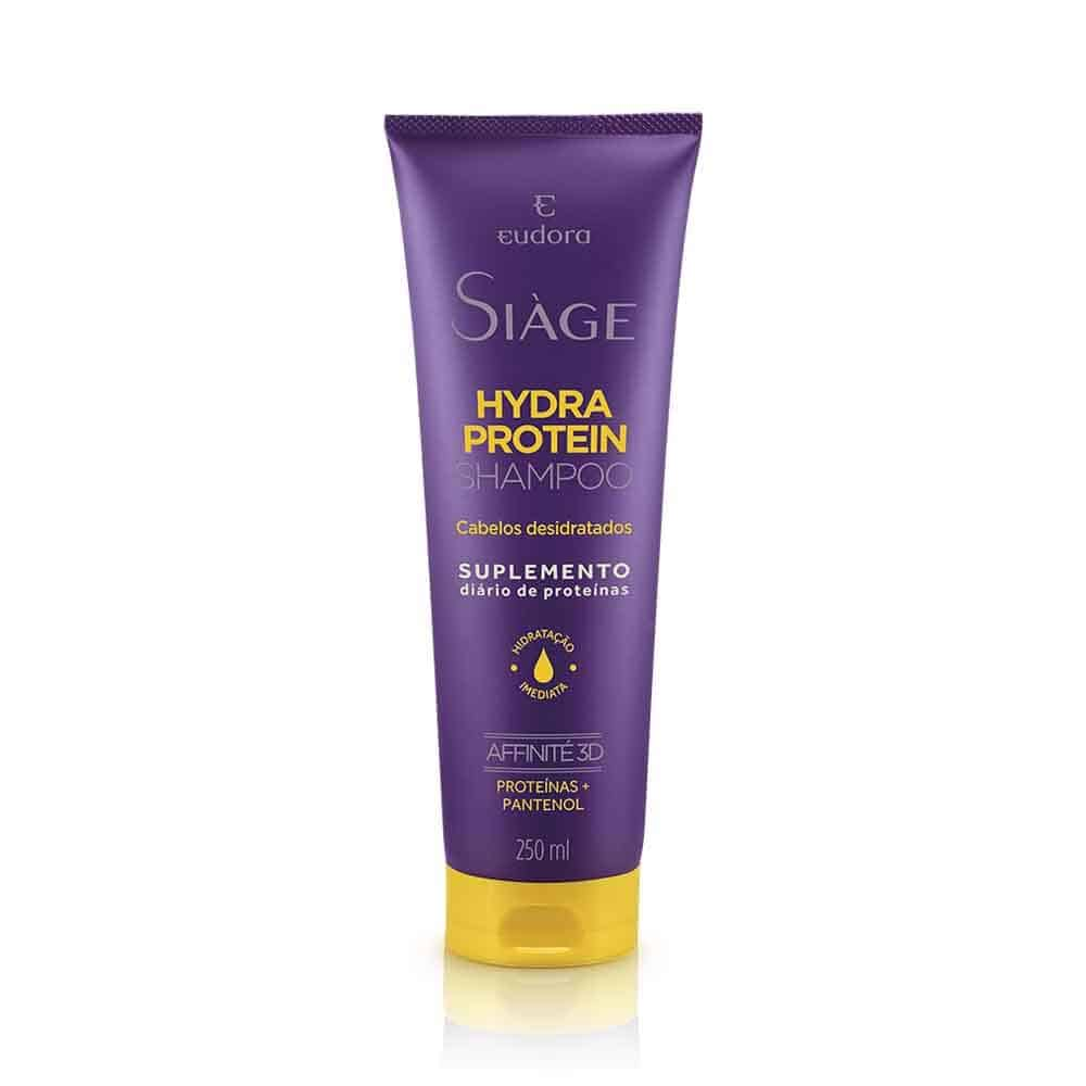 Shampoo Hydra Protein Siàge, 250ml