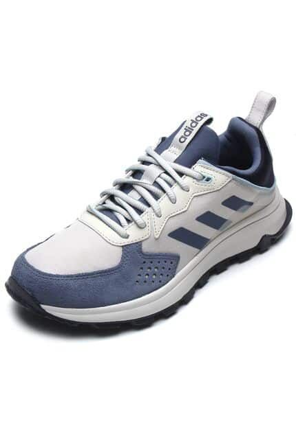 Tênis adidas Performance Response Trail Branco/Azul