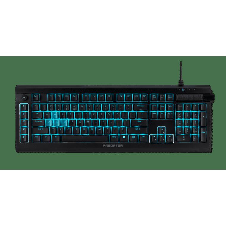 Teclado Gamer Predator Aethon 500 RGB Anti Ghosting
