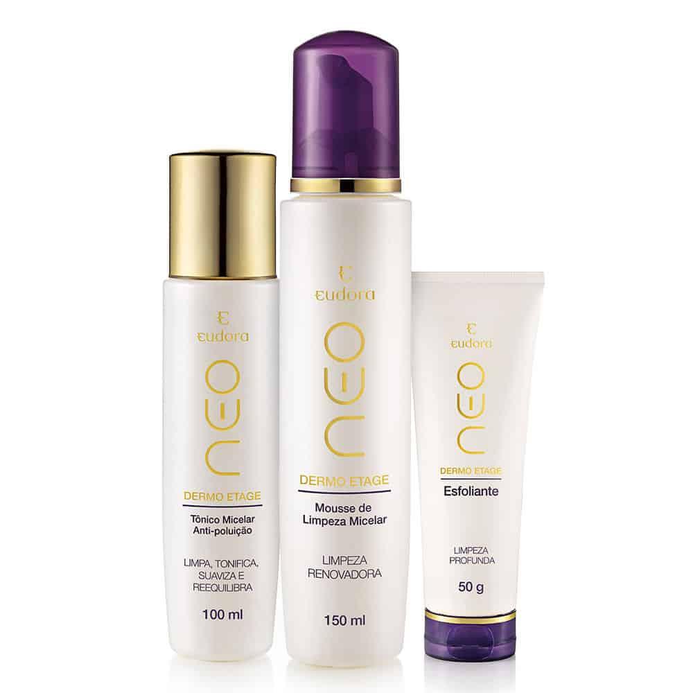 Kit Neo Dermo Etage Limpeza