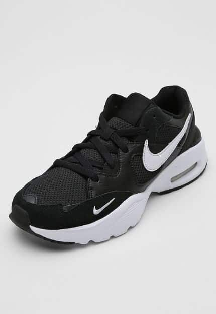 Tênis Nike Sportswear Air Max Fusion Preto