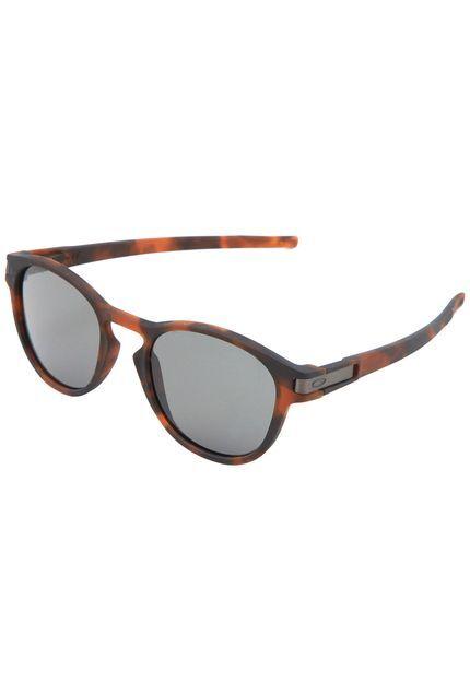 Óculos de Sol Oakley Latch Marrom