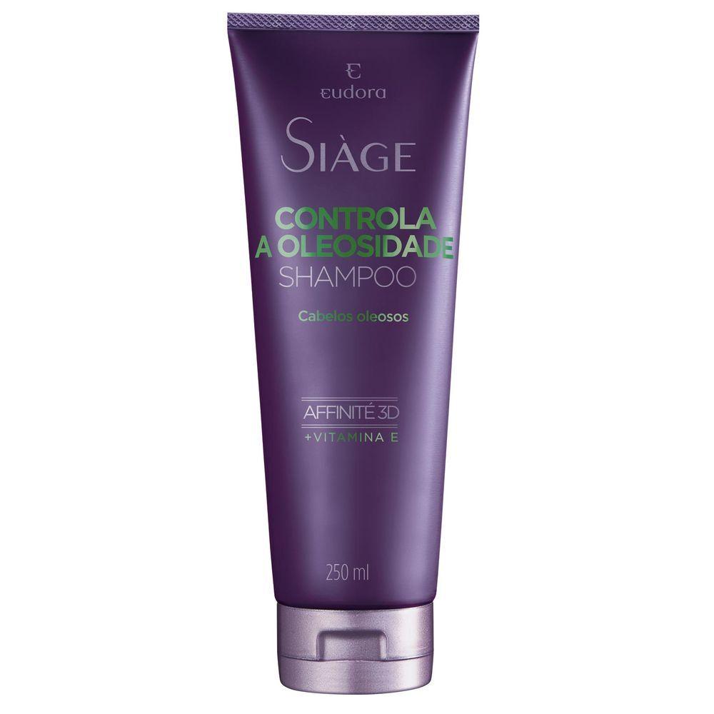 Shampoo Siàge Controla a Oleosidade 250ml
