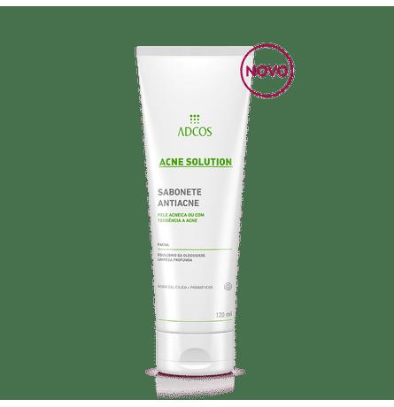 Acne Solution Sabonete Antiacne 120ml