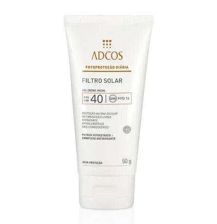Filtro Solar FPS 40 Gel Creme 50g
