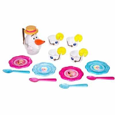 Playset Chá da Tarde Olaf – New Toys