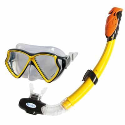 Kit Mergulhador Aviador – Óculos com Snorkel – New Toys