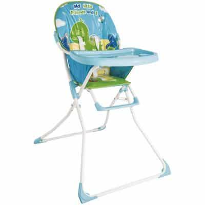 Cadeira de Alimentação – Recreio – Azul – Kiddo