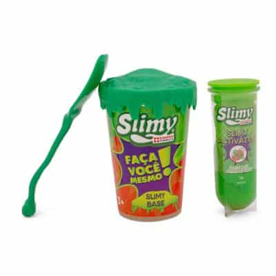 Conjunto de Acessórios – Faça seu Slimy – Série Verde – Toyng