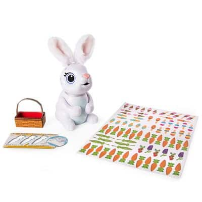 Figura Eletrônica – Zoomer – Hungry Bunnies – Shreddy – Sunny