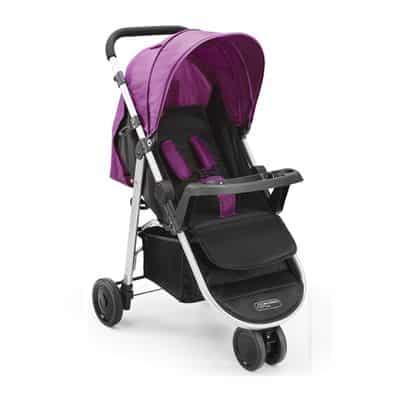 Carrinho de Passeio – Triciclo – Agile – Bordo – Multikids Baby