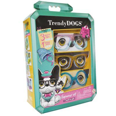 Conjunto de Acessórios – Trendy Dogs – Óculos – Fun