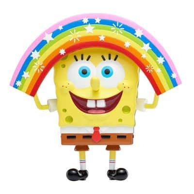 Figura Masterpiece Meme – Bob Esponja – Imagination – Mattel