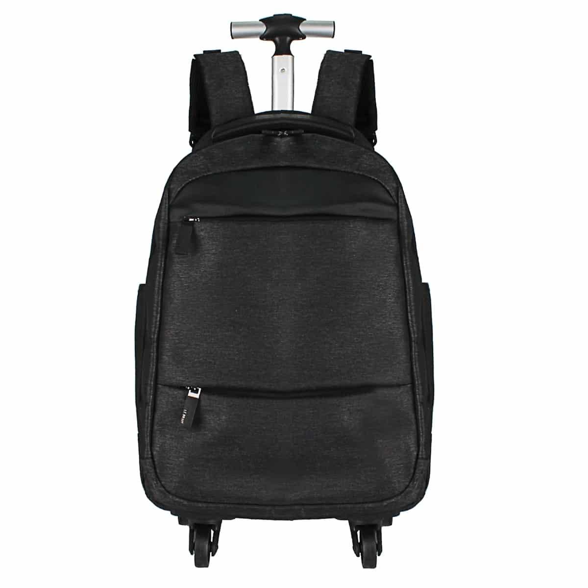Mochila notebook com rodas giro 360º apenas R$ 349,99 | Leve a 2ª mochila por R$ 174,99
