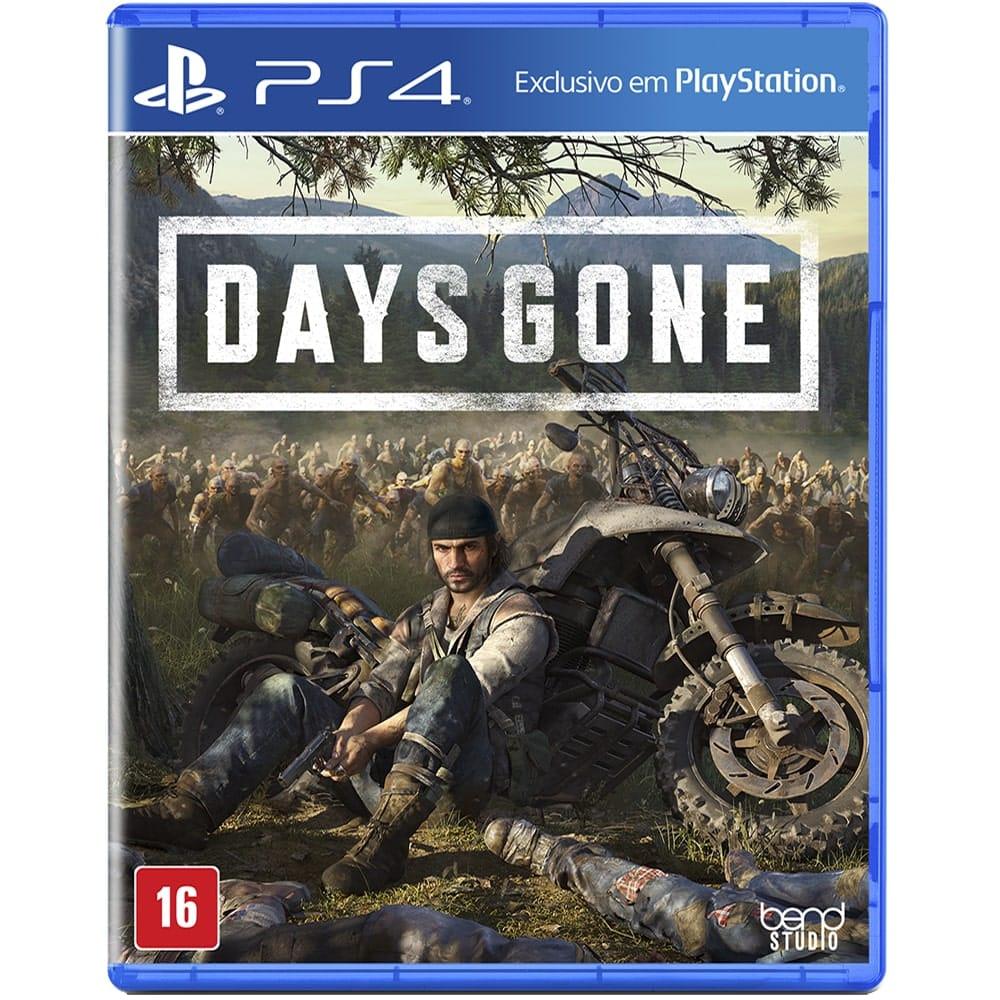 JOGO DAYS GONE – PS4 por 69,00