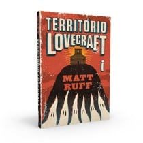 Livro - Território Lovecraft (Lovecraft Country)