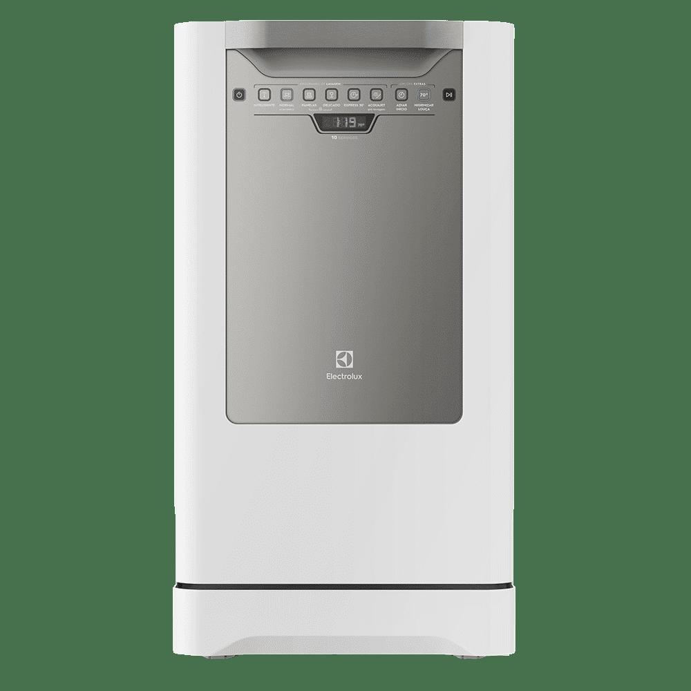 Lava-Louças Branca 10 Serviços (LV10B)